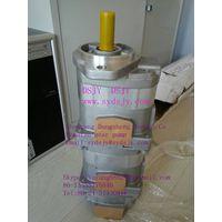 Komatsu hydraulic gear pump 705-55-24110