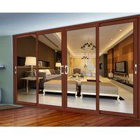 Difference types of aluminium window and door