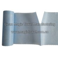 spunlace/nonwoven cleaning cloth/kitchen wipes/non-woven gift wrap/household wipes/magic washcloth/