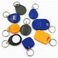 Passive LF HF NFC ABS RFID Key Fob Tag thumbnail image