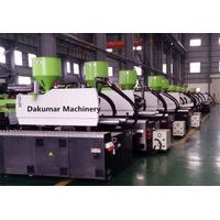 Dakumar injection molding machine