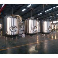 500L-1000L Bright Beer Tank/Brite Tank/Conditioning Tank thumbnail image