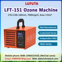 LUFUTA Ozone Generator Ozonizer Air Purifier Ozone Sterilizer Air Cleaner