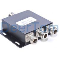 800-2500MHz 698-2700MHz 3 Ways Power Splitter N Female Connector