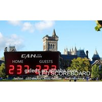 [GANXIN] Multifunctional electronic basketball scoreboard for wholesales