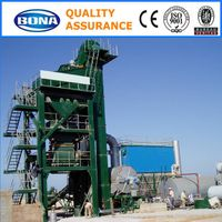 factory price 120t/h asphalt mixing plant from supplier
