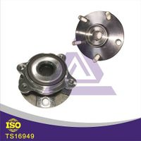 toyota wheel hub bearings