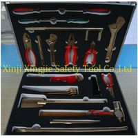 Non sparking Combination Tools Sets For oil depot