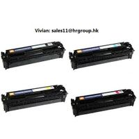 CE210A, CE211A, CE212A, CE213A Color Toner Cartridge for HP Printer