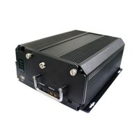 Vehicle-mounted HD DVR,4G mobile video transmission,remote monitoring system