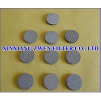 Stainless Steel Sintered Filter Disc thumbnail image