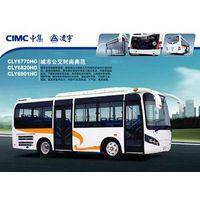 CLY6770HGA  city bus