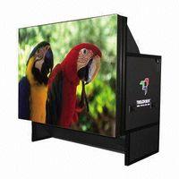 UHP Single Lamp 4:3 DLP Video Wall, XGA, 0.5mm Gap, 900lm, 50-/60-/67-/70-inch