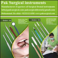 Crown Remover Dental instruments Pak Surgical instruments