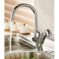 2016 new BWI kitchen faucet with spray shower head thumbnail image