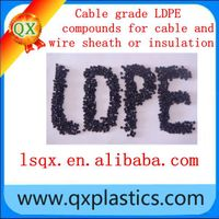LDPE cable granules