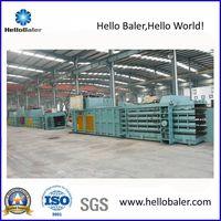 HelloBaler Semi-Automatic Baling Press Machine