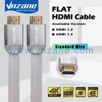 flat hdmi cable 1080p 2160p for HDTV