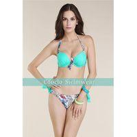 animal printing sexy bikini women swimwear beachwear