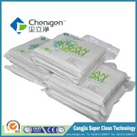 100% Polyester clean room cloth