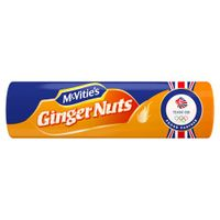 McVities Ginger Nuts 250g thumbnail image