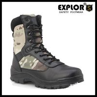 Speed Lace Men's Jungle Desert boots military boots camouflage combat boots