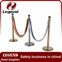 Ball Tope Classic Airport Queueing Line/ Rope Stanchion,Queue Barrier thumbnail image