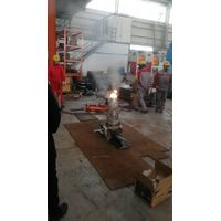 Seamless rail welding processes thermit welding aluminothermic welding for crane rail thumbnail image