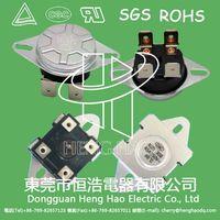 KSD302 bipolar thermostat, KSD302 bipolar temperature switch