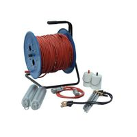 Resistivity instrument for groundwater : GD-10 D.C Geo-Electrical System ---Winch