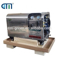 CMEP-OL R600 light hydrocarbon explosion proof refrigerant recovery machine