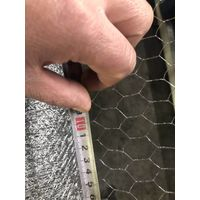 Galvanized Hexagonal wire netting/Hexagonal wire mesh/Chicken wire