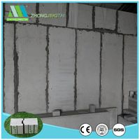 Zjt EPS sandwich interior wall panel to Middle East building board