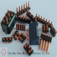 R0.90mm Length 24.50mm Hot pogo pin battery connector