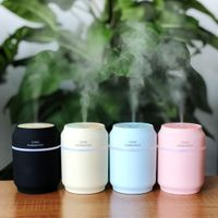 Smart Air Humidifier Seven-color Nightlights Purify Air for Car/Bedroom/Office 200ML