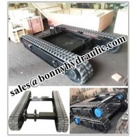 1-30 ton rubber track undercarriage