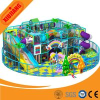 Trade assurance free shipping colorful kids indoor playground equipment  for sale
