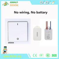 intelligent luxury wireless switch kit / switch light, fan, curtain