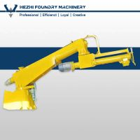 Single Arm / Double Arms Resin Sand Mixer Equipment Foundry Sand Mixing Machine For Casting thumbnail image