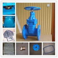 Low Pressure Ductile Iron gate valve(BS5163)