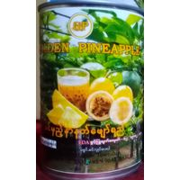 Juice Mix with Pineapple & Passion Fruit