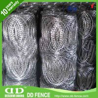 China manufacturer  razor wire rolls
