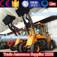 18.ZL-936 Model 1.5m3 bucket Small front loader shovel loaders for sale