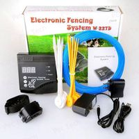 New Electronic Pet Fence System with LCD Display (W-227D)