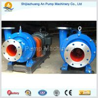factory price Large sea water pump