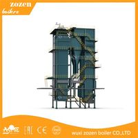 CFB (circulating fluidized bed) coal-fired steam boiler thumbnail image