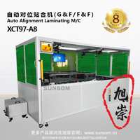 Auto Alignment Laminating M/C