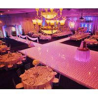 LED Starlit Dance Floor for wedding events