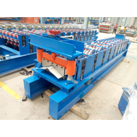 High quality 312 cap ridge roll forming machines
