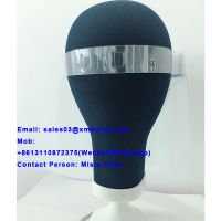 10pcs per bag disposable face shield in stock thumbnail image